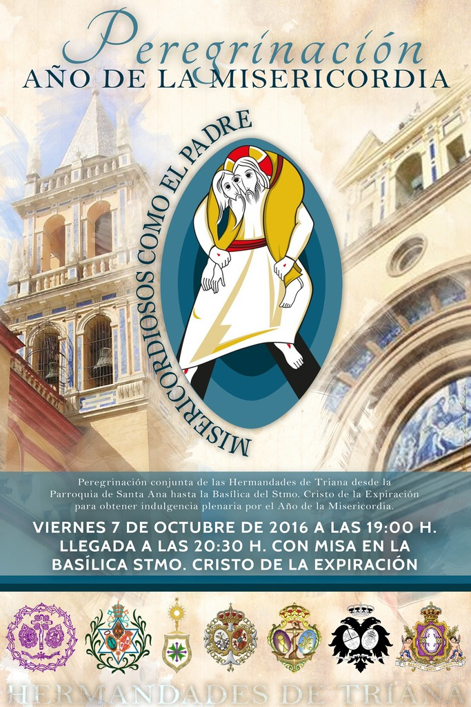 Cartel Ao Misericordia Triana